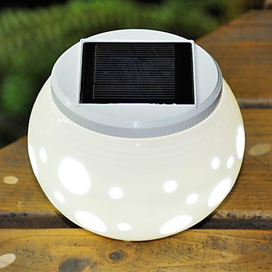 Ringen patroon uitgeholde led zonne energie tuin light solar light table solar kleine night - Kleine zonne lamp ...