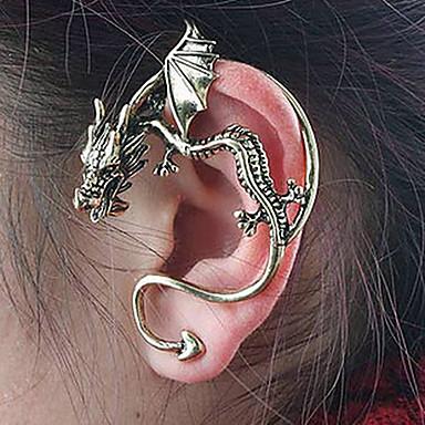 Earring Stud Earrings / Clip Earrings Jewelry Women Daily Alloy