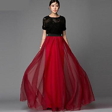 Vestido de festa marsala de Kaley Cuoco – Dicas e Modelos