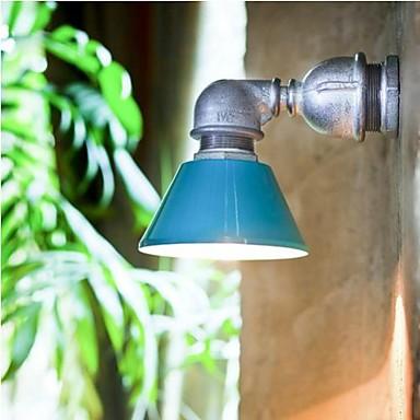 Wall Light Metal Box : UMEI? LED/Bulb Included Wall Sconces , Country E26/E27 Metal 1348342 2017 USD 64.49