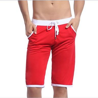 Fashion Men's Sports Shorts 100% Fast Dry Polyester Men Comfy GYM Running Short Pants Man Loose Basketball Shorts