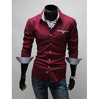 Voboom Men'S Sheath Shirt