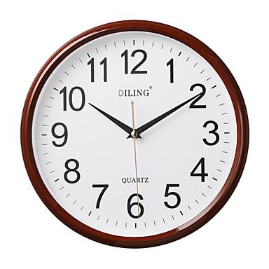 12 n meros rabes modernos esfera blanca reloj de pared - Reloj de pared moderno ...