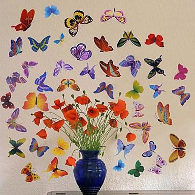 Createforlife mariposas dibujos animados para ni os - Mariposas en la pared ...