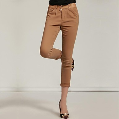 Simple Femme Harem Pants Pantalones Mujer Wide Leg Pants Baggy Pants Women
