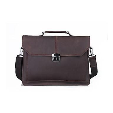 Hombres malet n port til mensajero oficina del bolso del for Oficina portatil