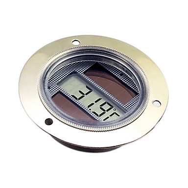Zonne thermometer meter aquarium thermometer geen batterij nodig elitech dst 60 2342118 2017 - Kleine zonne lamp ...