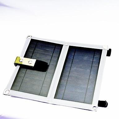 10w 5v usb bater a externa panel de banco de la energ a solar plegable cargador bolsa de carga - Extern panel ...