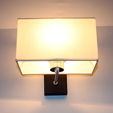 Wall Light Metal Box : Wall Sconces , Modern/Contemporary E26/E27 Metal 1259410 2016 USD 30.17