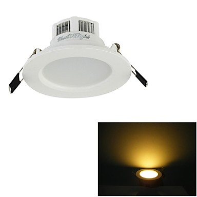 3w luces de techo luces empotradas 6 smd 5730 300 lm - Luces empotradas techo ...
