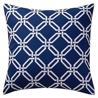 Buy Modern Geometric Polyester Decorative Pillow Cover
