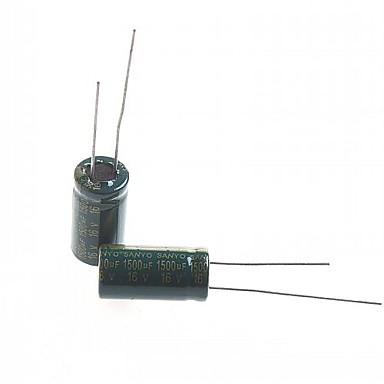 Elektrisk kondensator