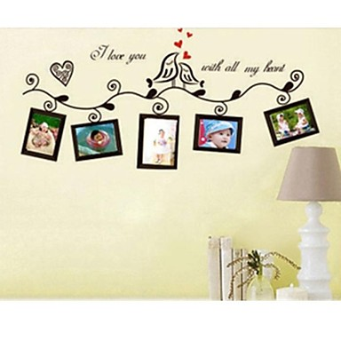 Buy Wall Stickers Decals, Photo Sticker PVC