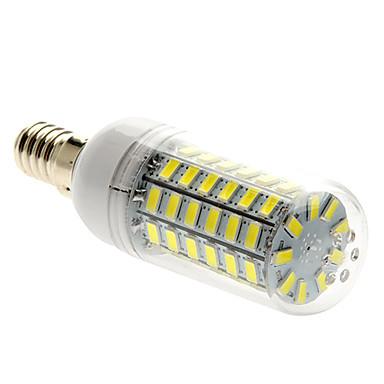 Buy 15W E14 LED Corn Lights T 69 SMD 5730 1500 lm Natural White AC 220-240 V