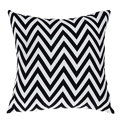 Buy Modern 18 inch Square Geometric Pillow Cover/Pillow Insert