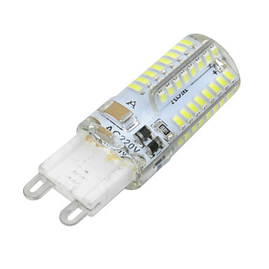 3W G9 LED Corn Lights T 64 SMD 3014 300-400 lm Warm White / Cool White AC 220-240 V