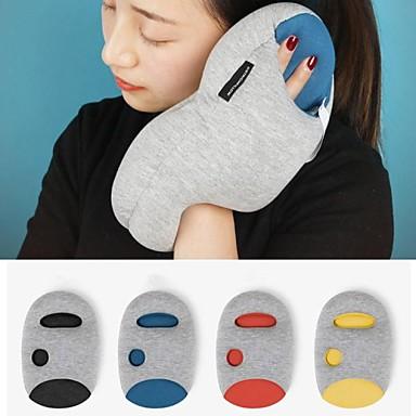 A Nap Pillow Cotton Travel Neck Pillow Office Nap Hand Pillow