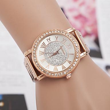 Buy Z.xuan Women's Steel Band Analog Quartz Casual Watch Cool Watches Unique