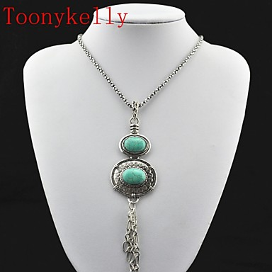 Buy Toonykelly® Alloy Necklace Statement Necklaces Party/Daily/Casual 1pc