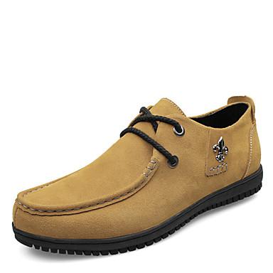 ... Casual Leer Modieuze sneakers Zwart/Geel/Grijs 3407206 2017 – $38.90