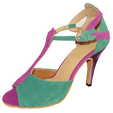 Zapatos Tacon Multicolor