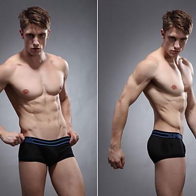 El Tronco Masculino Zpoh Tejido Transpirable Sexy Talle Bajo Las Bragas Masculinas Ropa Interior