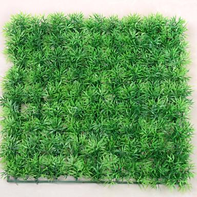 1pcs artificielle pelouse simulation herbe d coration - Simulation decoration interieure ...