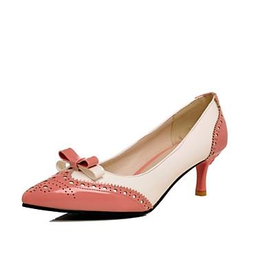 s shoes chunky heel heels pointed toe closed toe