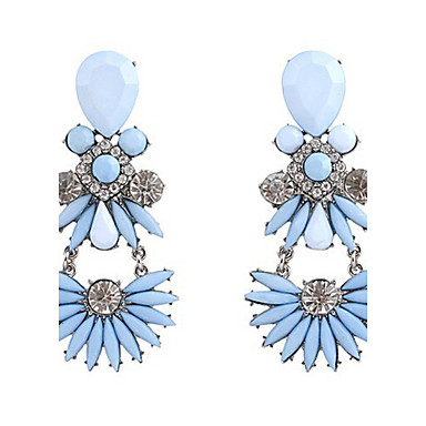 """New Arrival Hot Selling High Quality Geometric Gem Earrings"""