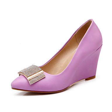 s shoes leatherette wedge heel wedges heels office