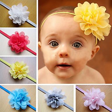 childern baby hairband girls lace hair accessories baby