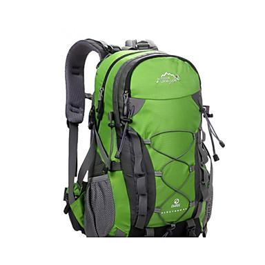 Buy Waterproof/Multifunctional Hiking & Backpacking Pack Camping Hiking/Climbing/Leisure Sports/Snow Sports/Traveling 40 L