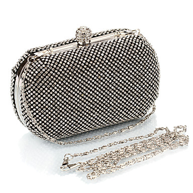Buy L.WEST® Women's Noble Elegant Diamonds Party/Evening Bags