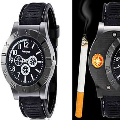 how to use huayue lighter watch