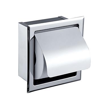 Porta rotolo di carta igienica , Moderno Lucidatura a specchio A muro del 4592499 2016 a $22.94