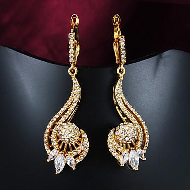 New Women S Jewelry Accessories Luxe Faceted Drop Earring Drops Earrings
