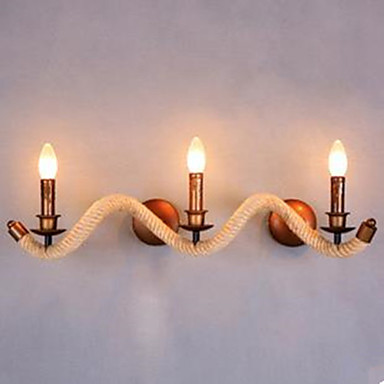 Wall Lamp Design Sri Lanka : Contracted Balcony Stair Lamp Twisted Rope Wall Lamp 4614641 2017 USD 54.74