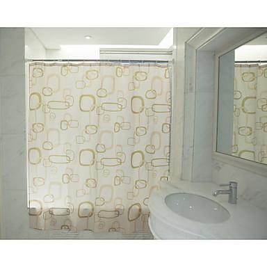 Tende da doccia moderno di poly cotone 70 39 39 x72 39 39 del 4675693 2017 a - Tende da doccia ...
