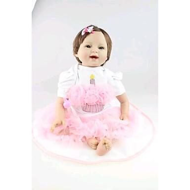 npkdoll reborn baby doll soft silicone 22inch 55cm
