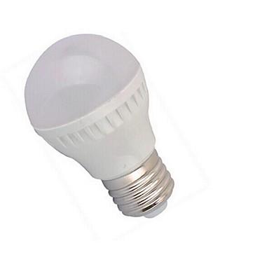 guang ming Lâmpada Redonda LED Decorativa E26/E27 5W 500 LM 3000 K Branco Natural 3 SMD 3528 1 ...