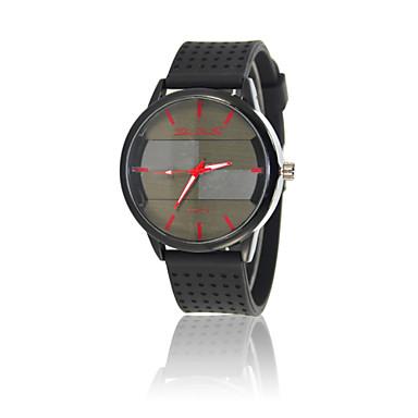 hommes femme unisexe montre de sport quartz montre de. Black Bedroom Furniture Sets. Home Design Ideas