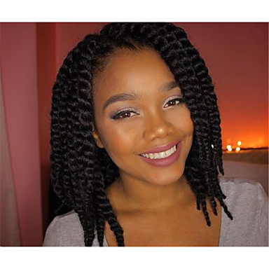 Crochet Braids Medium : Crochet Braids Synthetic Hair Braids Havana Medium Twist Braids ...