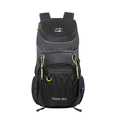 Buy Backpack Camping & Hiking Waterproof / Rain-Proof Dust Proof Compact Multifunctional 40 L Terylene 420D