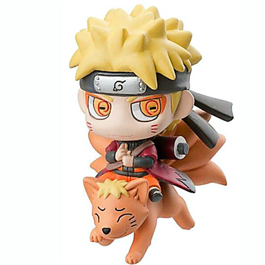Buy Naruto Anime Action Figure 8CM Model Toy Doll