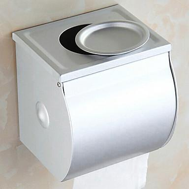 Porta rotolo di carta igienica Per anodizzazione A muro 13*23*18cm Alluminio Moderno del 4904865 ...
