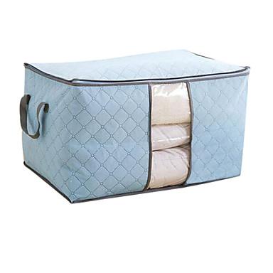 Opbevaringstasker Tekstil / Uvævede medFeature er Med låg , For Klæde / Dyner 4998406 2016 – $5.94