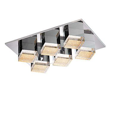 hot modern simple led ceiling lamp flush mount lights