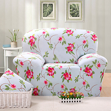 Printed Tight All Inclusive Sofa Towel Slipcover Four