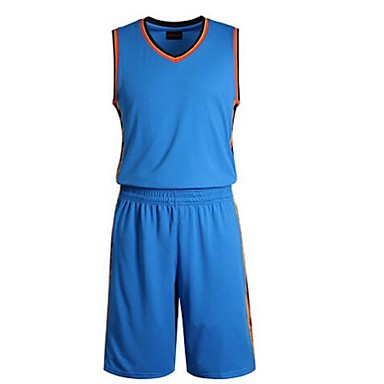 Buy Men's Sleeveless Leisure Sports / Badminton Basketball Running Clothing Sets/ Quick Dry