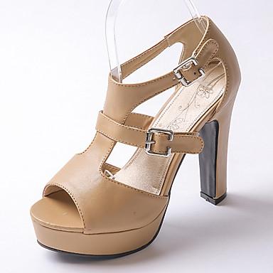 s shoes chunky heel peep toe slingback sandals
